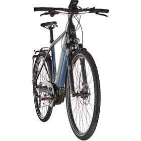 e-bike manufaktur 13ZEHN E-trekkingcykel Diamant XT Disc sort